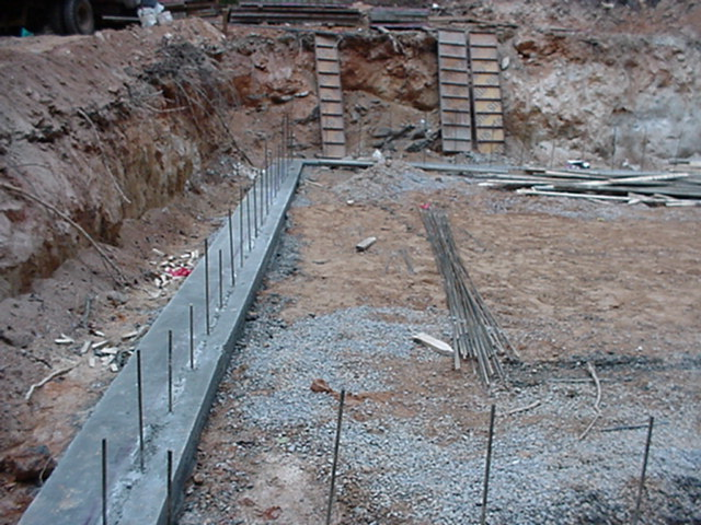 Foundation Waterproofing Information Basement